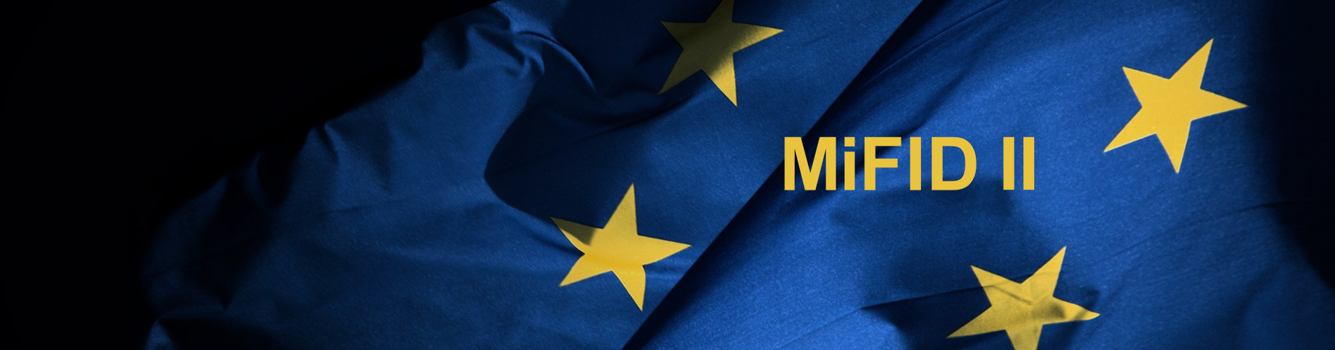 MIFID II and Data Management Issues