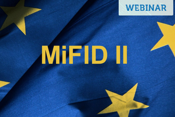 MiFID II Takes effect in January